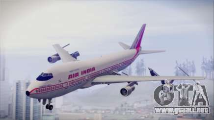 Boeing 747-237Bs Air India Rajendra Chola para GTA San Andreas