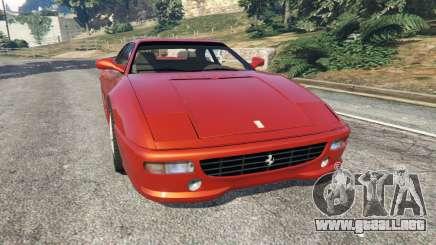 Ferrari F355 para GTA 5