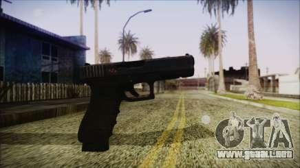 PayDay 2 Chimano 88 para GTA San Andreas