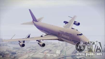 Boeing 747-48E Asiana Airlines para GTA San Andreas