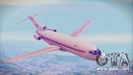 Boeing 727-200 Trans World Airlines para GTA San Andreas