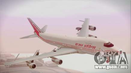 Boeing 747-237Bs Air India Chandragupta para GTA San Andreas