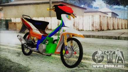 Supra X para GTA San Andreas