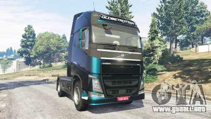 Volvo FH 750 2014 para GTA 5