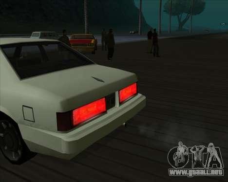 Vehículo Nuevo.txd v2 para GTA San Andreas décimo de pantalla