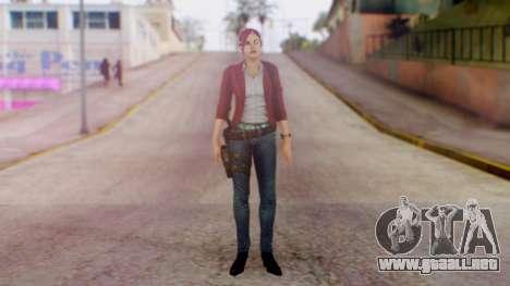 Jessica Jones Friend 1 para GTA San Andreas segunda pantalla