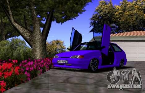VAZ 2113 KBR para GTA San Andreas