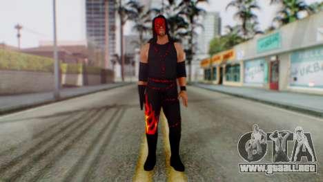 WWE Kane para GTA San Andreas segunda pantalla