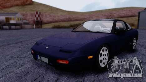 Nissan 240SX SE 1994 Stock para la visión correcta GTA San Andreas