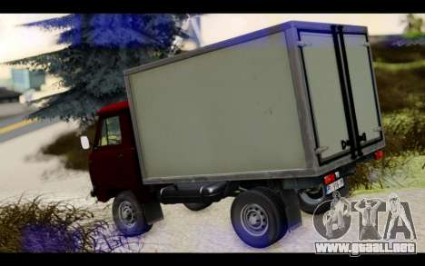 UAZ 3303B para GTA San Andreas left