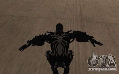 Agente de Veneno por Robinosuke para GTA San Andreas quinta pantalla