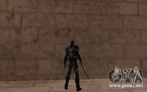 Agente de Veneno por Robinosuke para GTA San Andreas sucesivamente de pantalla