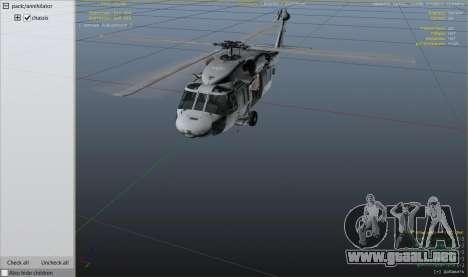 GTA 5 MH-60S Knighthawk noveno captura de pantalla