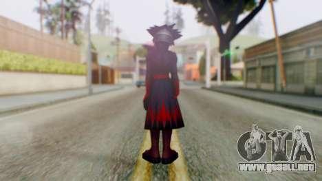 KHBBS - Vanitas para GTA San Andreas tercera pantalla