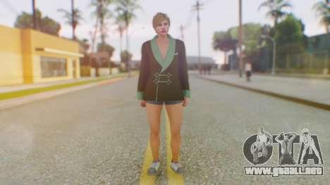 GTA Online Executives and other Criminals Skin 1 para GTA San Andreas segunda pantalla