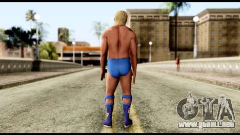 WWE Ric Flair para GTA San Andreas tercera pantalla