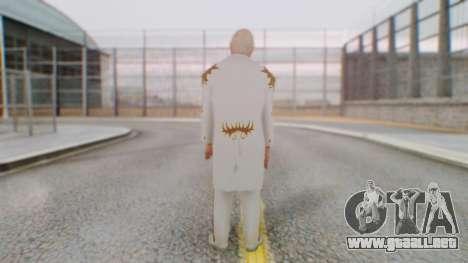 Bobby Heenan para GTA San Andreas tercera pantalla