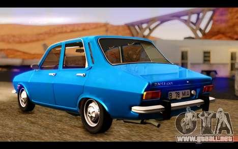 Dacia 1300 1969 para GTA San Andreas left