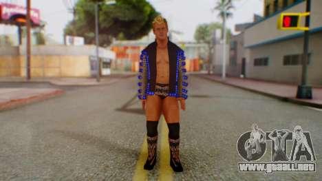 Chris Jericho 1 para GTA San Andreas segunda pantalla