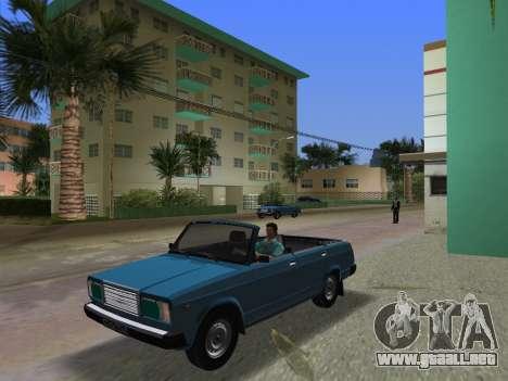 VAZ 21047 Convertible para GTA Vice City