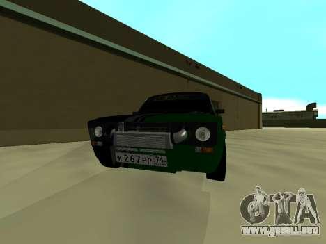 Vaz 2106 Ex animo Deporte para GTA San Andreas