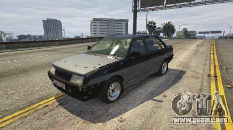 VAZ 21099 v3 para GTA 5