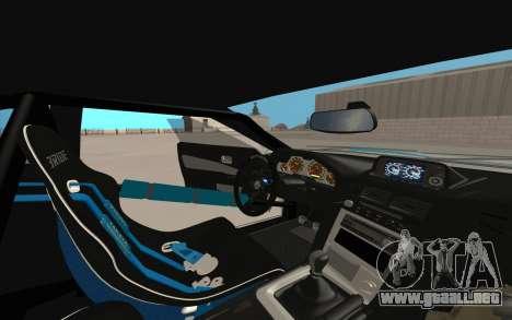 Elegy Drift King GT-1 [2.0] para la vista superior GTA San Andreas