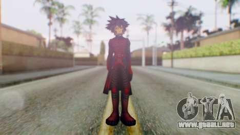 KHBBS - Vanitas para GTA San Andreas segunda pantalla