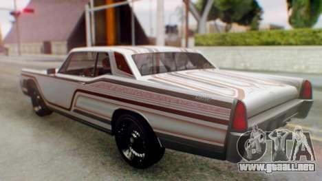 GTA 5 Vapid Chino Tunable IVF para GTA San Andreas