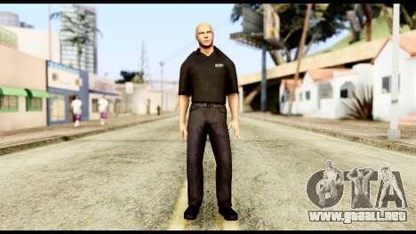 WWE SEC 1 para GTA San Andreas segunda pantalla