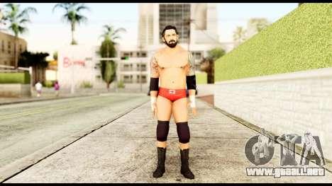 WWE Wade Barret para GTA San Andreas segunda pantalla