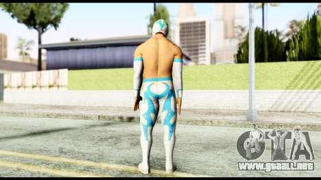 WWE Sin Cara para GTA San Andreas tercera pantalla