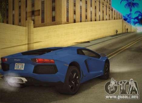 SA SuperPro ENB v1 para GTA San Andreas quinta pantalla