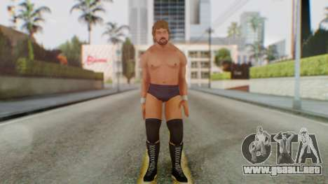 Dollar Man 1 para GTA San Andreas segunda pantalla