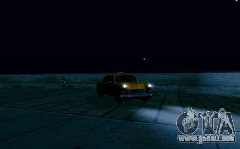 Realistic ENB v1.2.1 para GTA San Andreas tercera pantalla