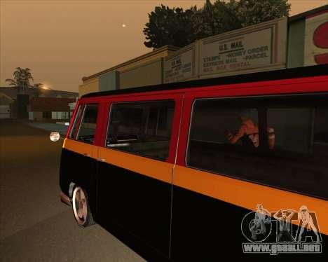 Vehículo Nuevo.txd v2 para GTA San Andreas octavo de pantalla