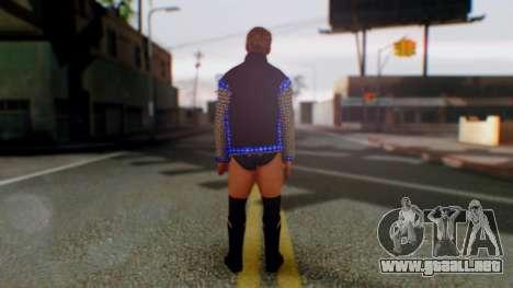 Chris Jericho 1 para GTA San Andreas tercera pantalla