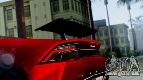 Akatsuki ORB-01 ENBSeries ReShade para GTA San Andreas décimo de pantalla