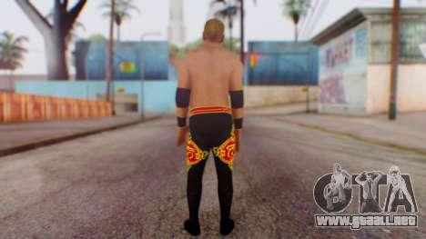 WWE Christian para GTA San Andreas tercera pantalla