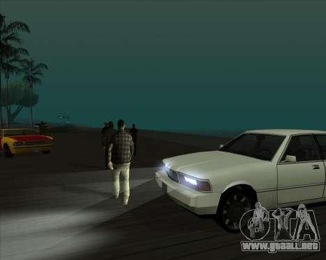 Vehículo Nuevo.txd v2 para GTA San Andreas novena de pantalla