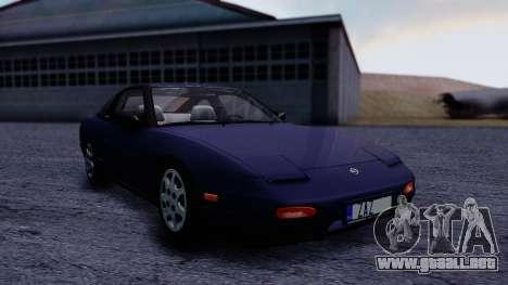 Nissan 240SX SE 1994 Stock para GTA San Andreas