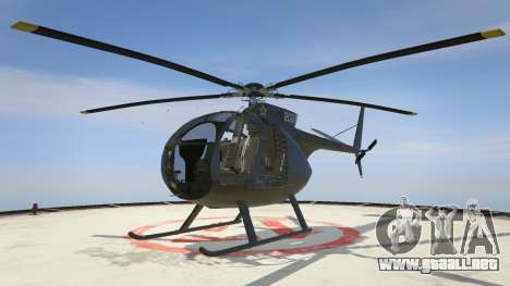 GTA 5 Hughes OH-6 Cayuse