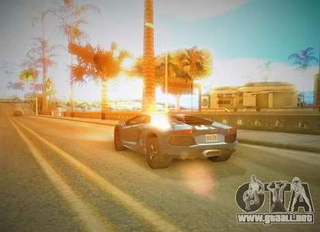 SA SuperPro ENB v1 para GTA San Andreas segunda pantalla