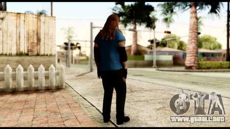 WWE UAB para GTA San Andreas tercera pantalla