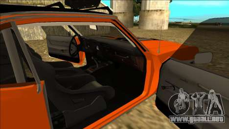 Chevrolet Camaro SS Rusty Rebel para GTA San Andreas