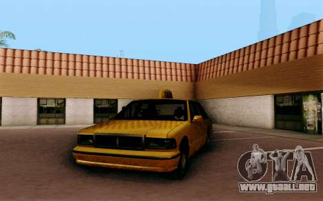 Realistic ENB v1.2.1 para GTA San Andreas