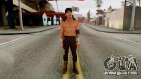 Eddie Guerrero para GTA San Andreas segunda pantalla