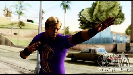Zack Ryder 2 para GTA San Andreas