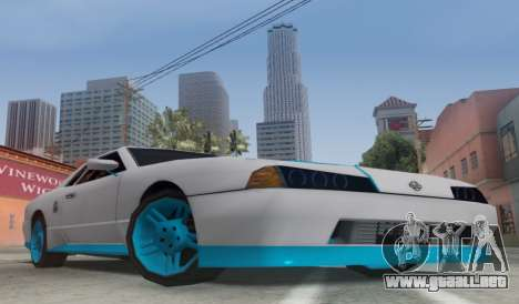 Elegy Drift King GT-1 [2.0] para GTA San Andreas