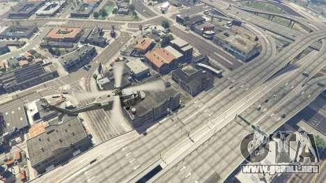 GTA 5 MH-60S Knighthawk quinta captura de pantalla